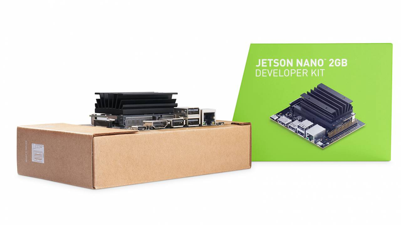 NVIDIA Jetson Nano 2GB is $59 gateway into AI and robotics
