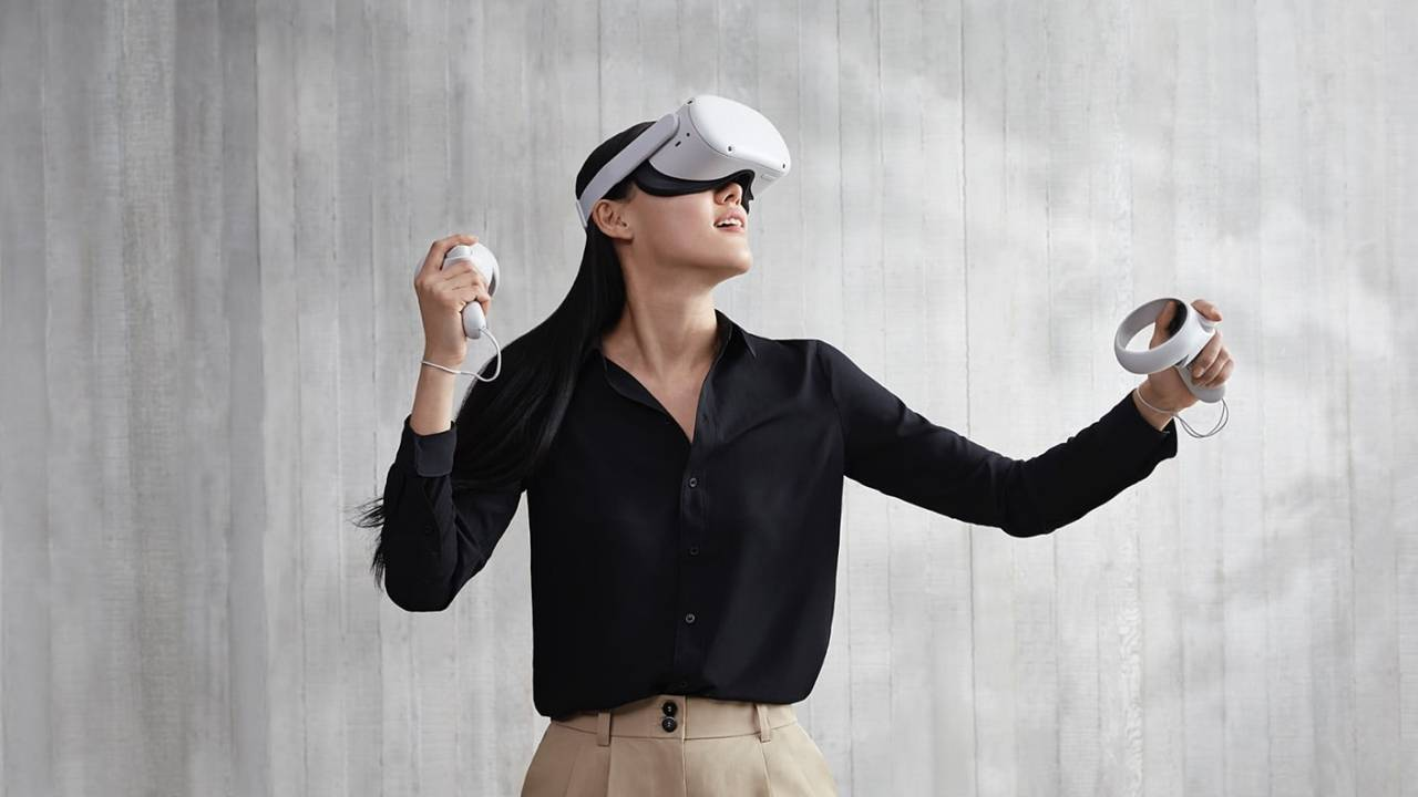 Oculus Quest 2 VR system is now available for purchase