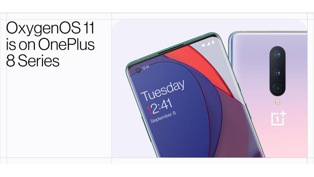 OnePlus 8 and 8 Pro get OxygenOS 11 mixed bag of goodies