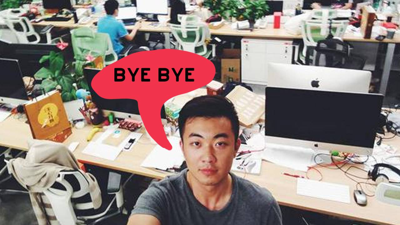 OnePlus co-founder Carl Pei leaves company for real