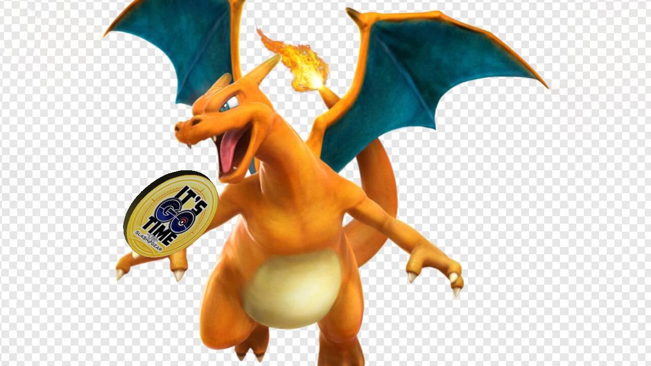 Pokemon GO October 2020 : Unique Shiny Charizard with Dragon Breath!