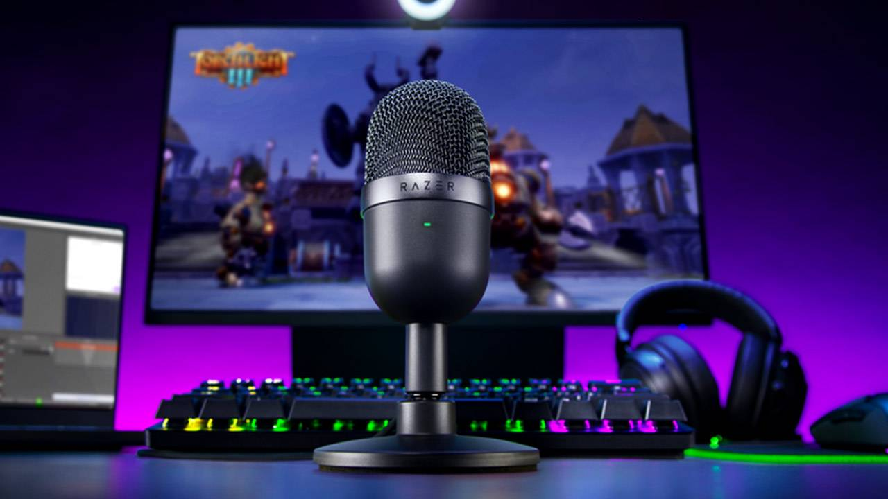 Razer Seiren Mini is the cutest little mic for video calls and gaming