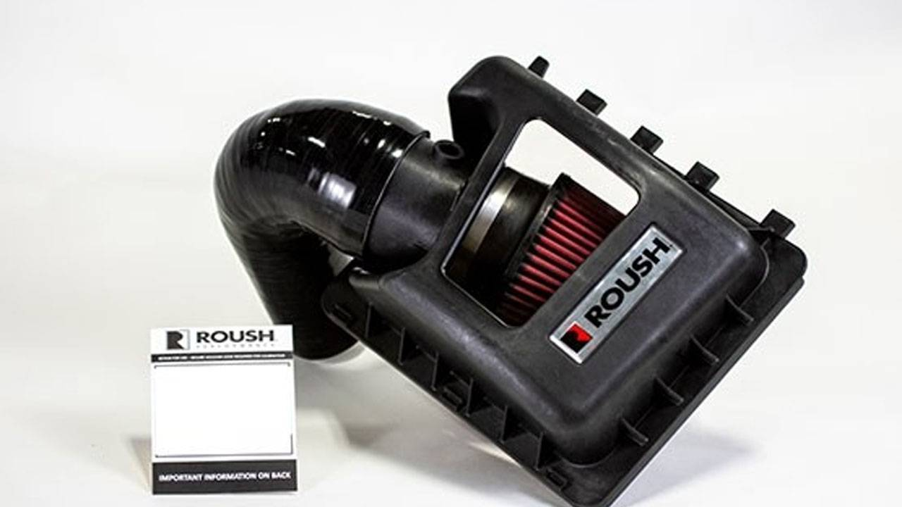 Roush Ranger Performance Pac Level 1 adds 47 horsepower