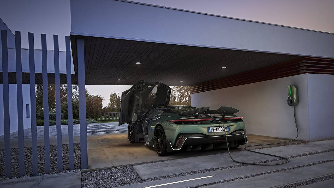 Pininfarina announces partnership with ChargePoint for Battista hyper EV