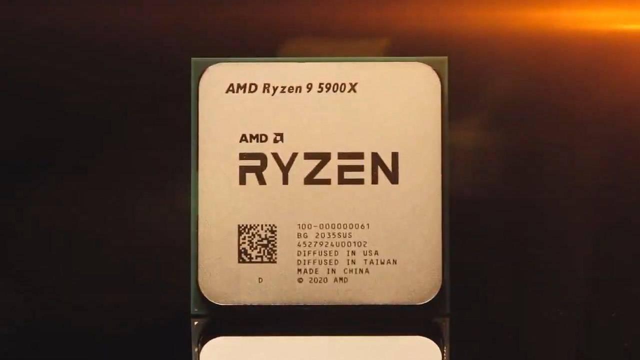 "AMD Ryzen 5900X claimed ""world's best gaming CPU"""