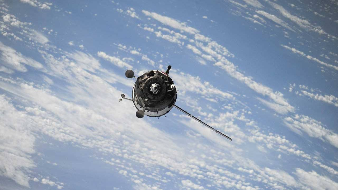 A defunct Soviet satellite and Chinese rocket booster nearly collided in space