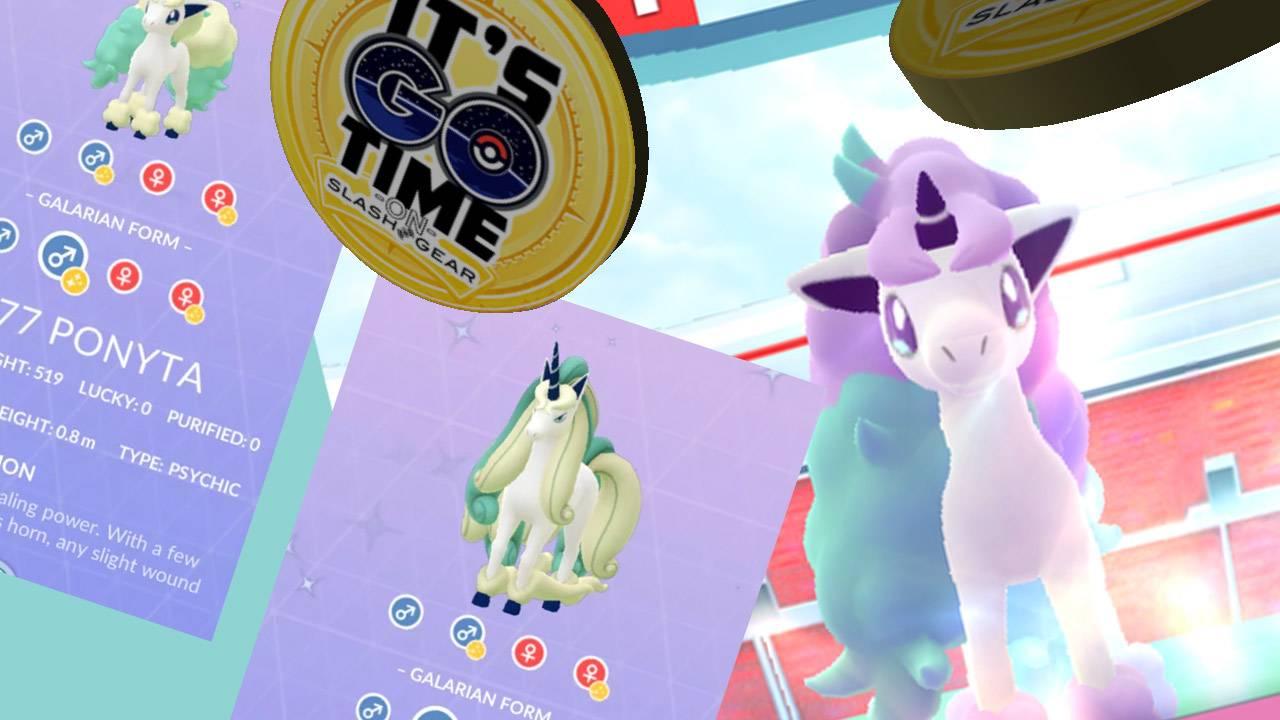 Shiny Pokemon GO Ponyta temporarily easier to find!