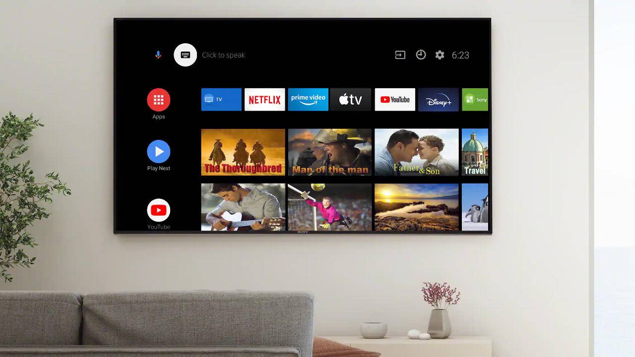 Sony brings Apple TV app to Android TV on select smart TVs