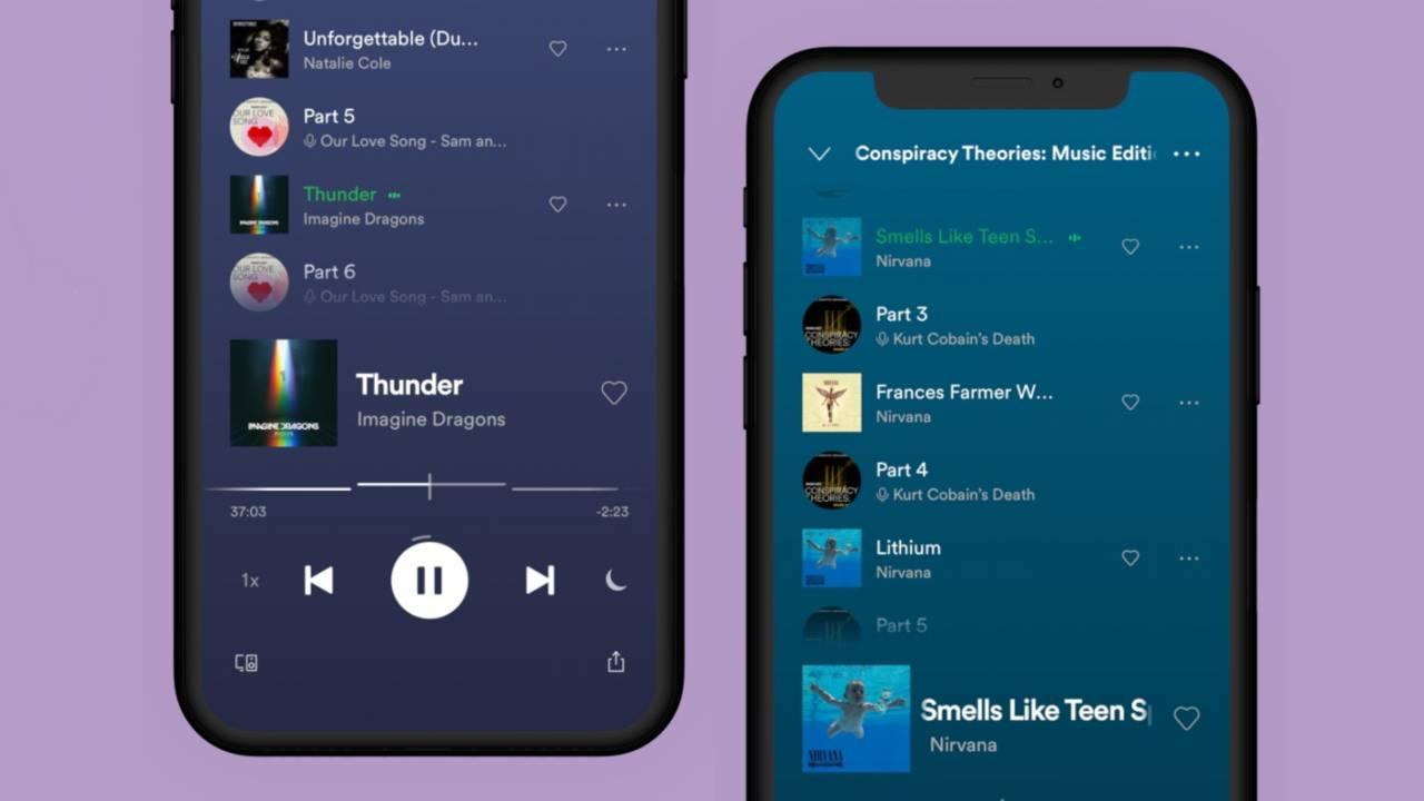 Spotify podcasters can now include full songs in episodes