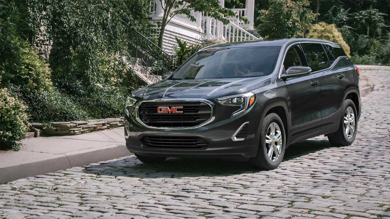 2022 Chevy Equinox and GMC Terrain tipped for 2.0L turbo engine option