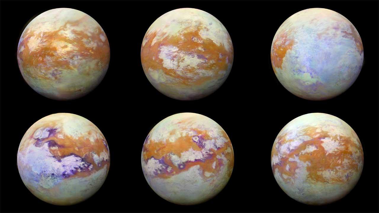 NASA discovers bizarre molecule in the atmosphere of Titan