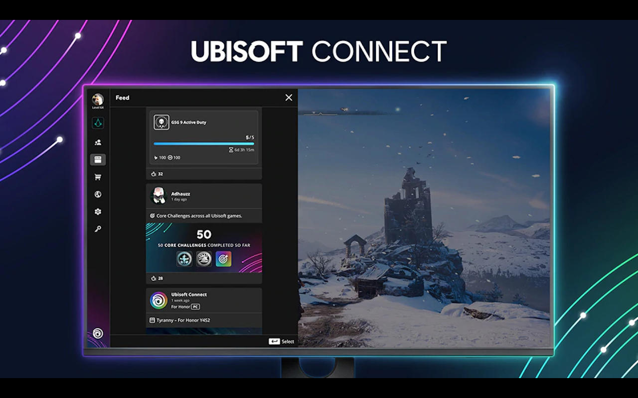 Ubisoft Connect Merges Uplay Ubisoft Club With Cross Play Features Slashgear