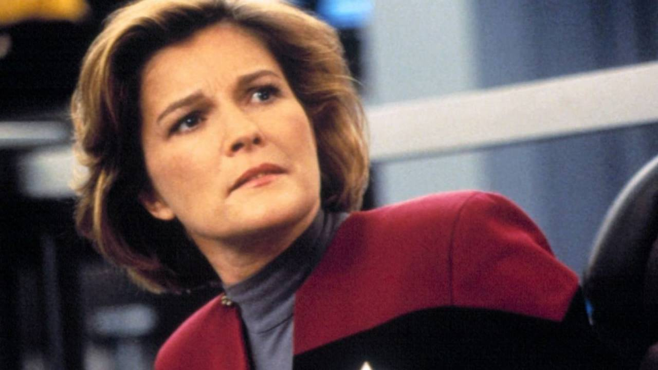 Star Trek universe welcomes back Kate Mulgrew, but with a twist