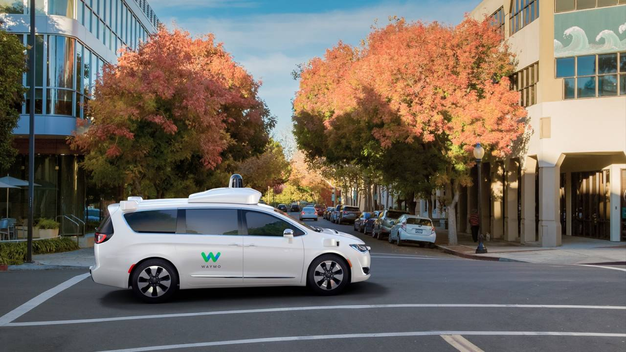 Waymo self-driving taxi service opens up for public rides