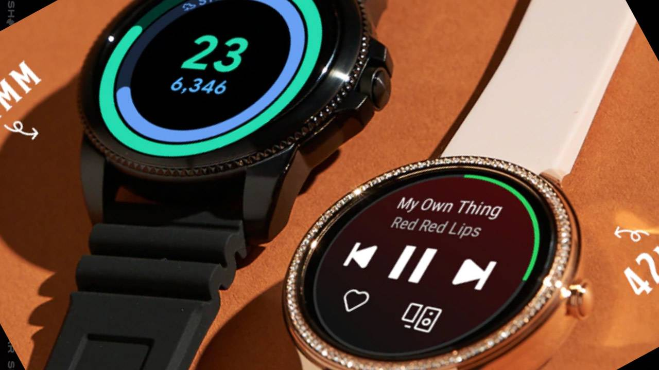 Fossil Gen 5E Wear OS smartwatches revealed post-Google deal