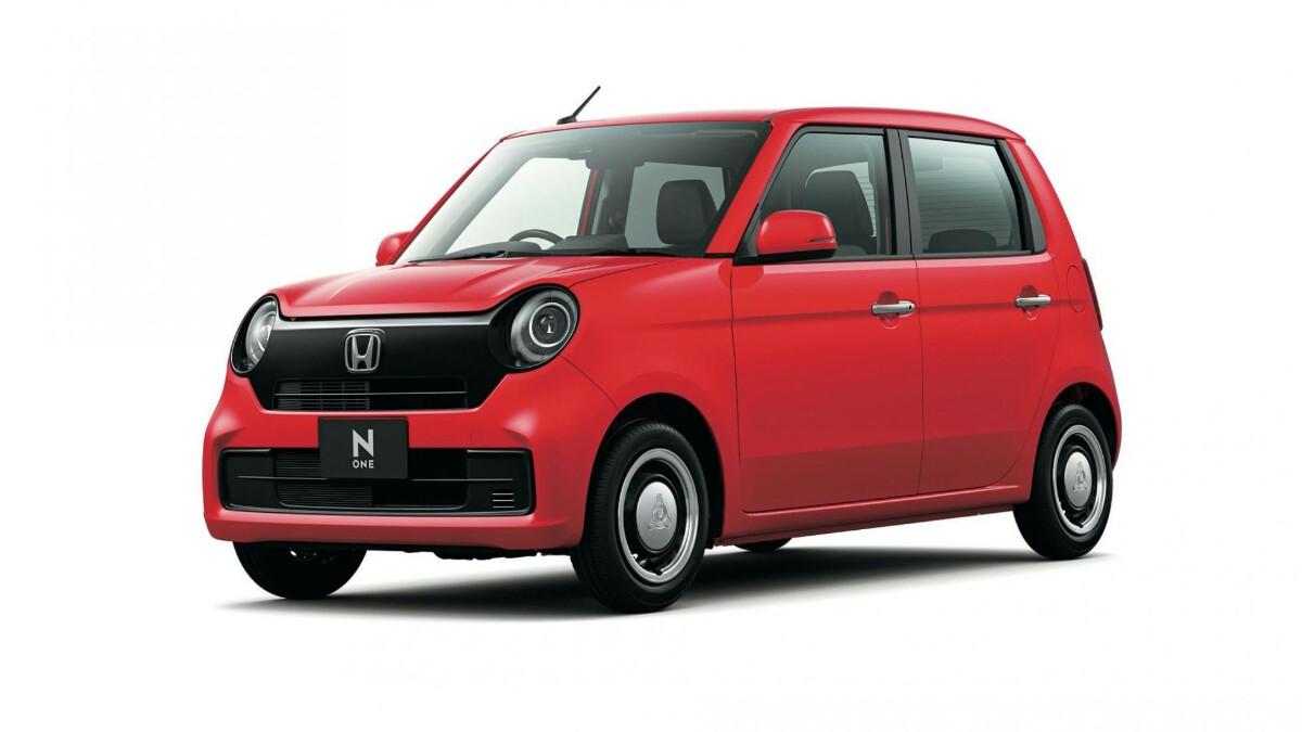 2021 Honda N-One minicar goes on sale in Japan