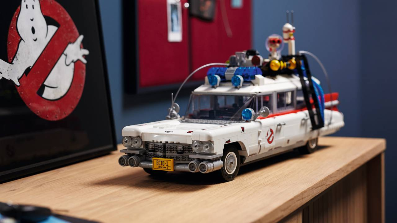 LEGO Ghostbusters ECTO-1 does justice to an epic movie icon