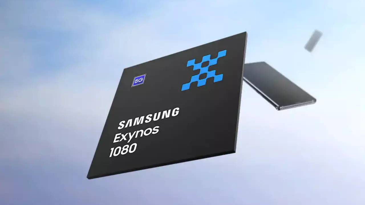 Samsung Exynos 1080 promises premium features for mid-range phones
