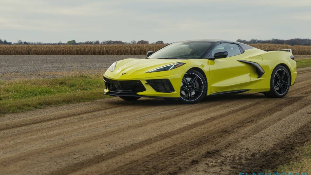 2020 Chevrolet Corvette Stingray C8 Convertible Review – Heritage only goes so far