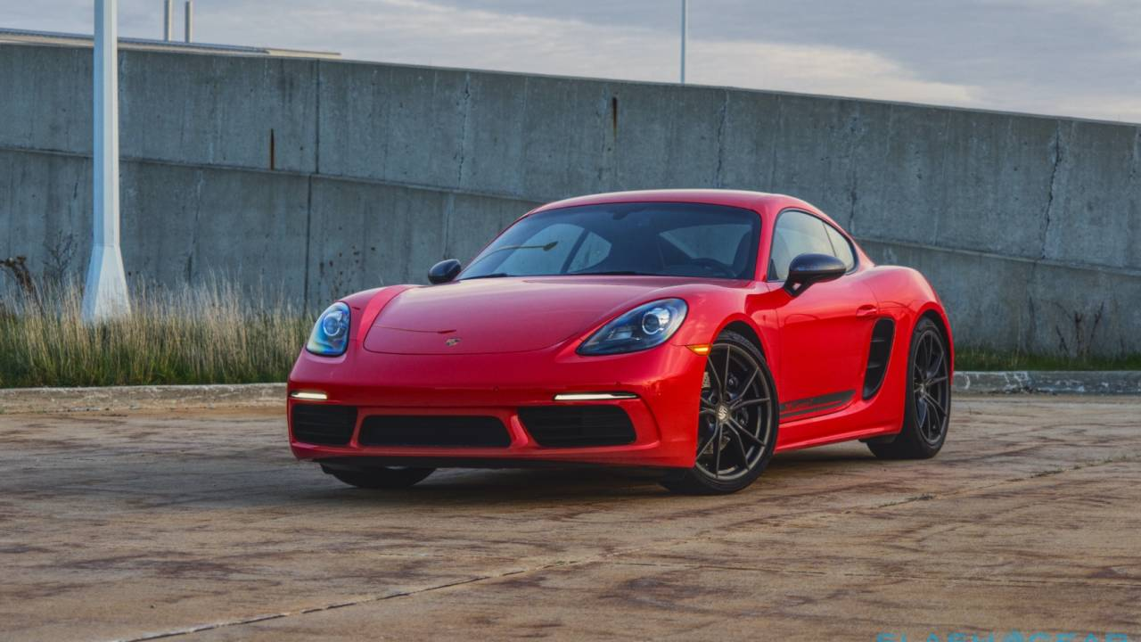 2020 Porsche 718 Cayman T Review – Wiser Choices
