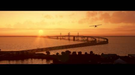 Microsoft Flight Simulator World Update beautifies the US in time for Thanksgiving