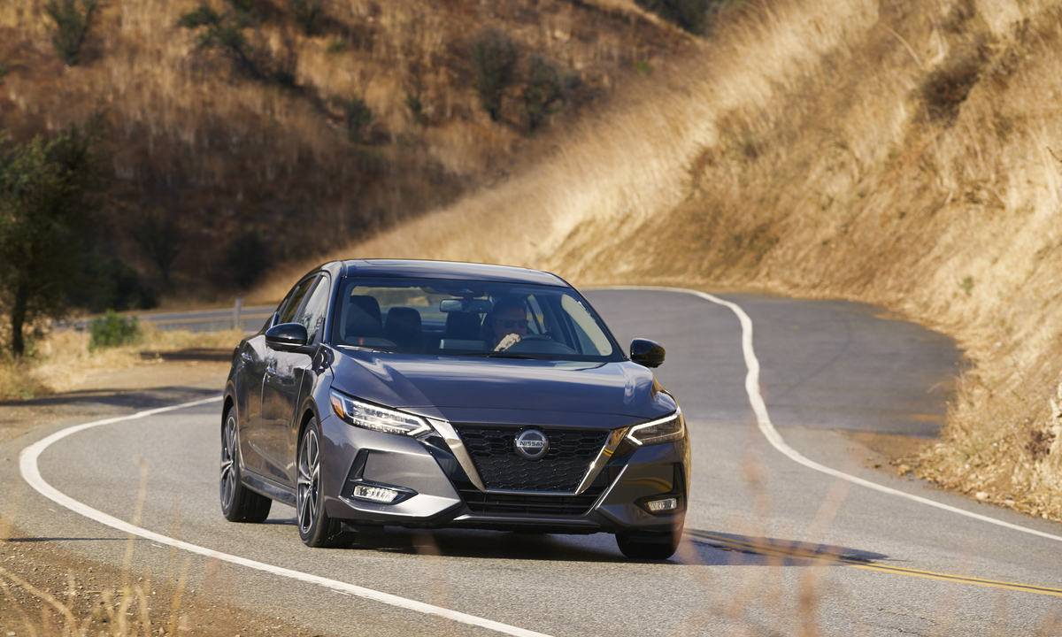 2021 Nissan Sentra gets more safety features and standard kit