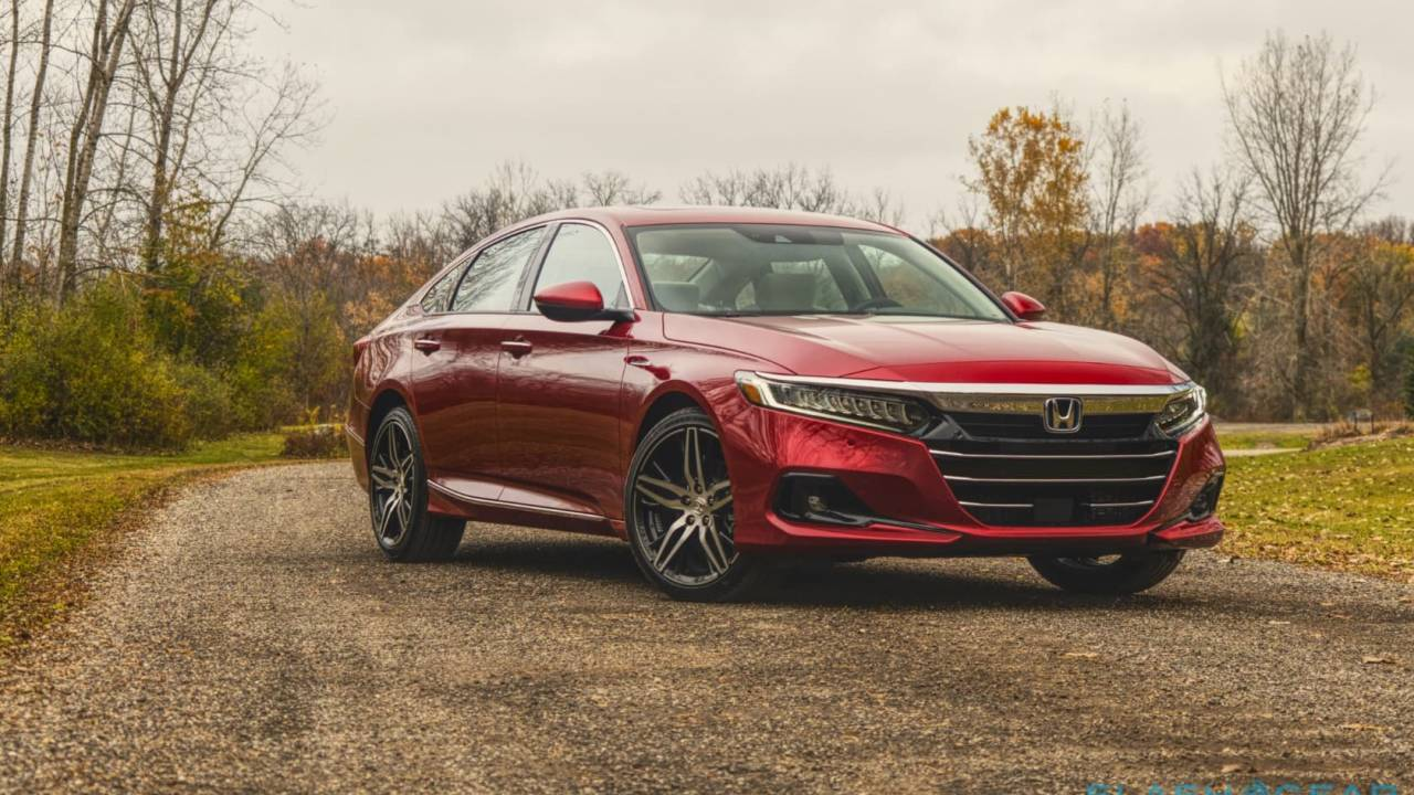 2021 Honda Accord Hybrid First Drive – Green prestige not piety