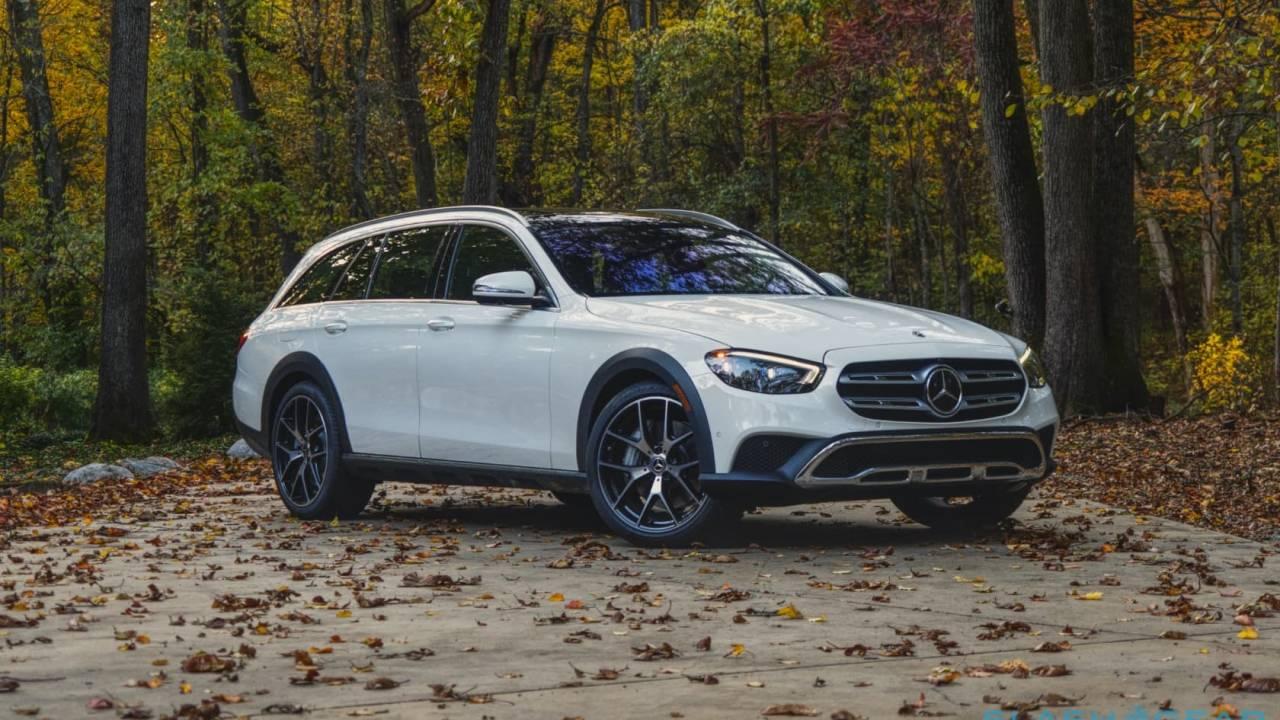 2021 Mercedes-Benz E450 4MATIC All-Terrain First Drive Review – Perfect Blend