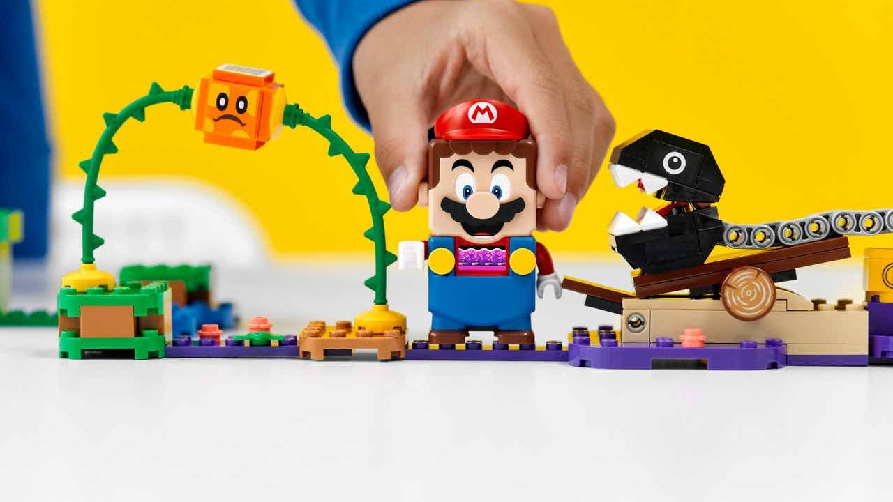 LEGO Super Mario opens the floodgates with new sets, character packs, and power-ups
