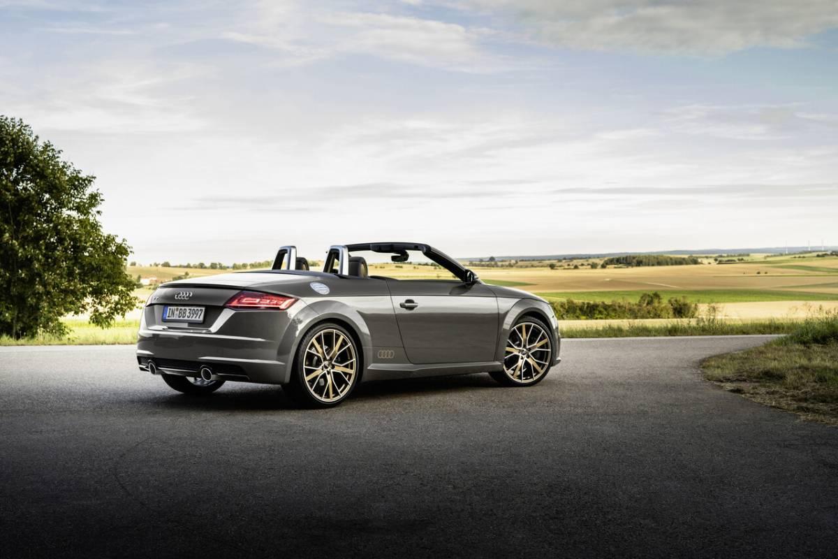 2021 Audi TT and TTS gets new equipment and Bronze ...