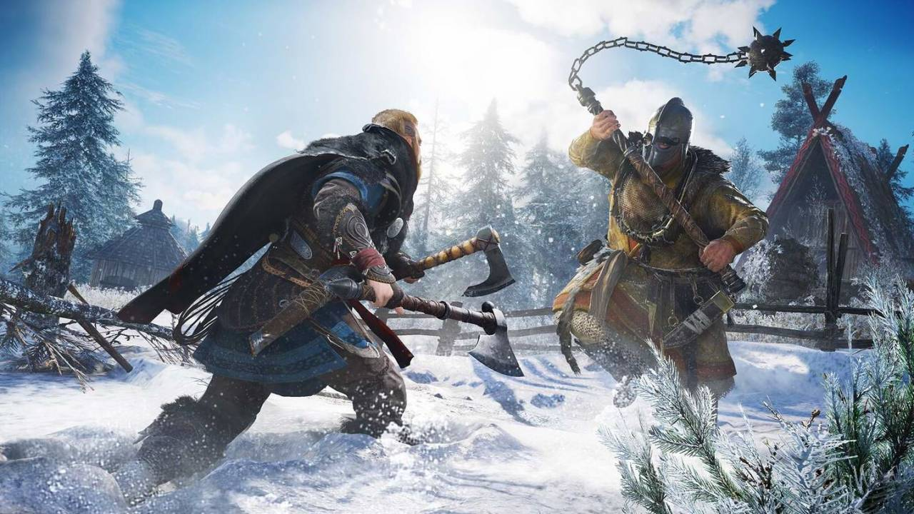Assassin's Creed Valhalla gives next-gen gaming its first big hit
