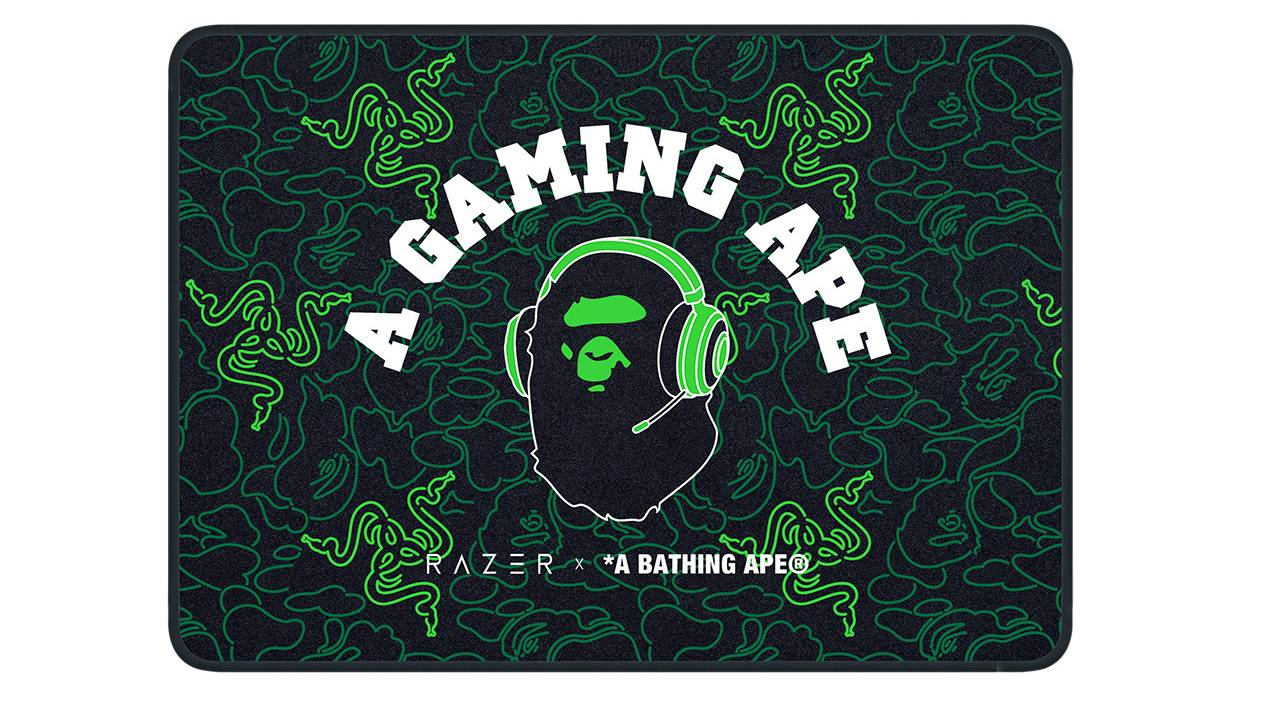 Razer x BAPE – a match made in cult consumer heaven