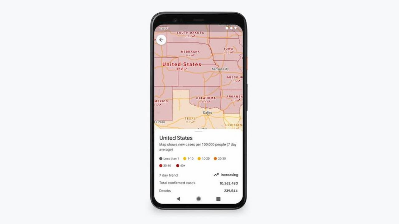 Google Maps rolls out new features for holiday travelers and isolaters alike