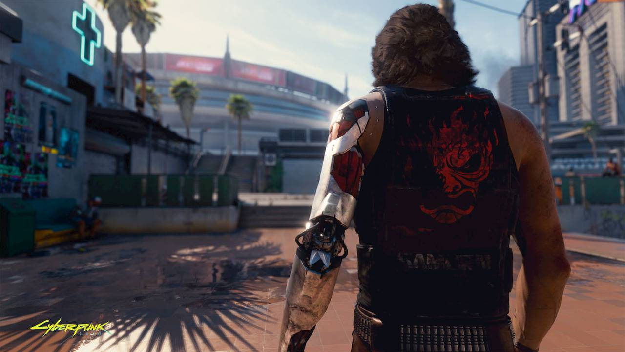 Cyberpunk 2077 trailer finally shows the game you'll actually play at launch