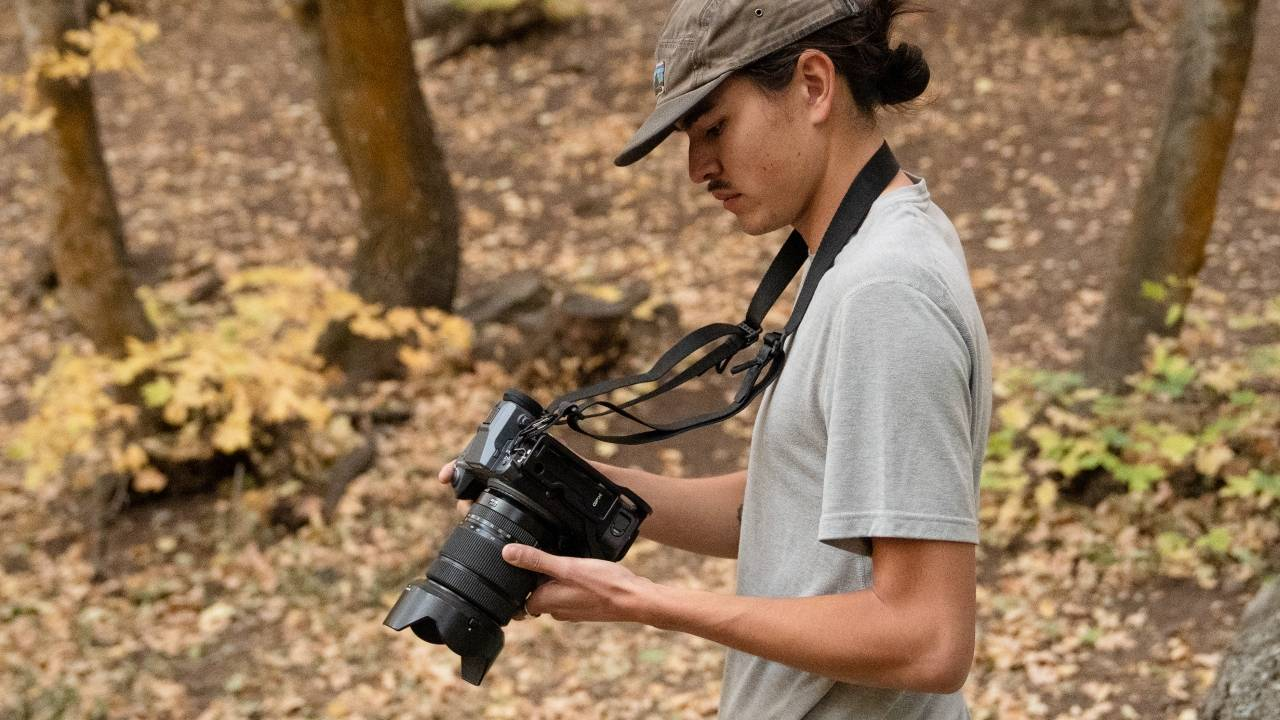 WANDRD Neck, Wrist, and Sling Straps keep your camera close for safety