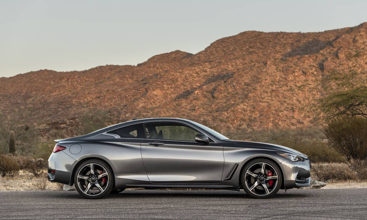 2021 Infiniti Q60 arrives with higher base prices