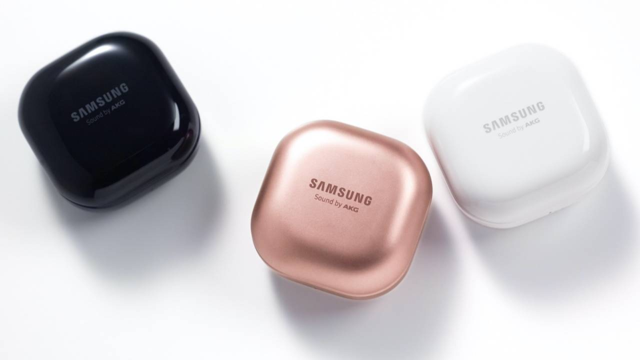 It sure seems like Samsung's Galaxy Buds Pro are almost ready to go