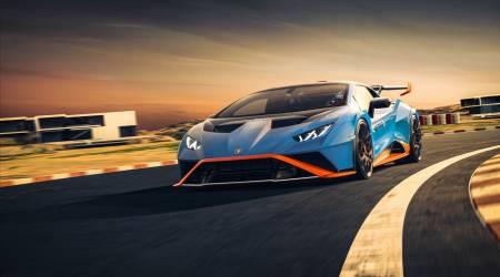 Lamborghini Huracán Super Trofeo Omologata Gallery