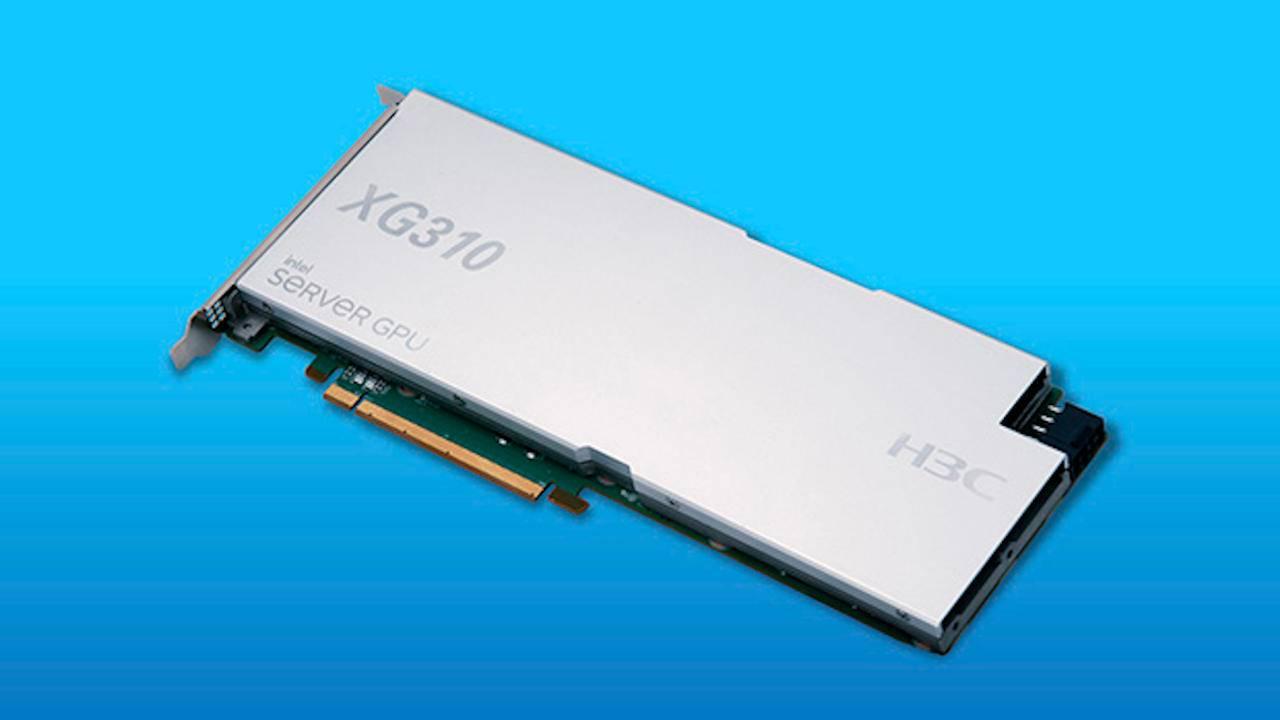 Intel Server GPUs target Android cloud gaming servers