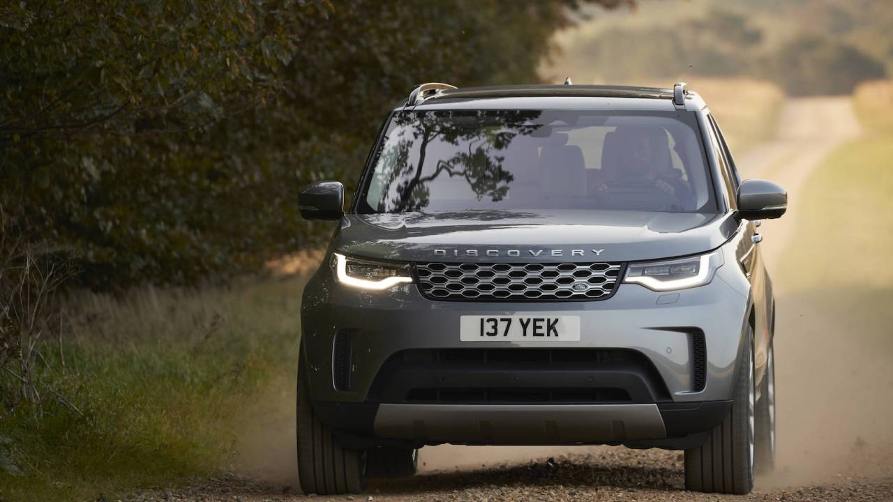 2021 Land Rover Discovery Gallery