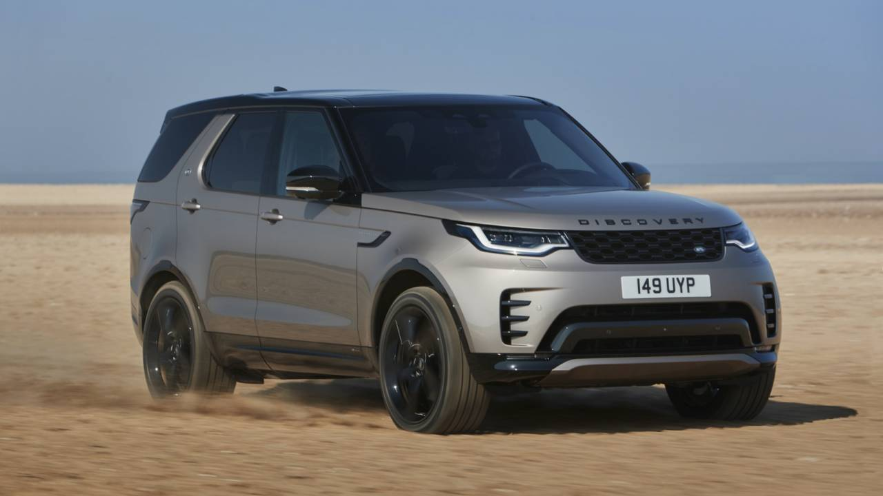 2021 Land Rover Discovery gives iconic SUV a high-tech upgrade
