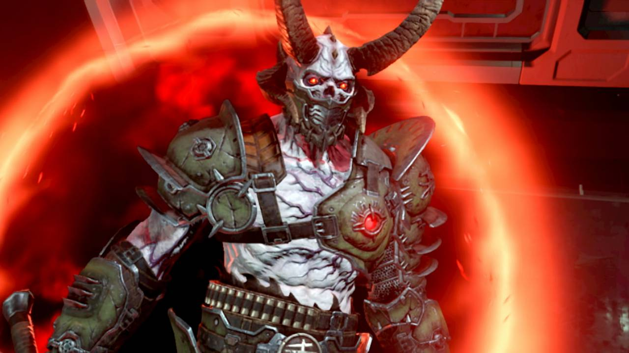 DOOM Eternal finally has a Nintendo Switch release date