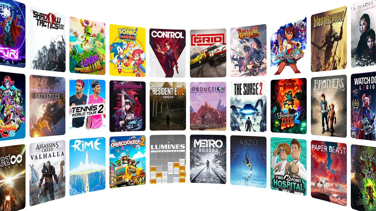 Ubisoft+ beta launches on Amazon Luna game streaming service