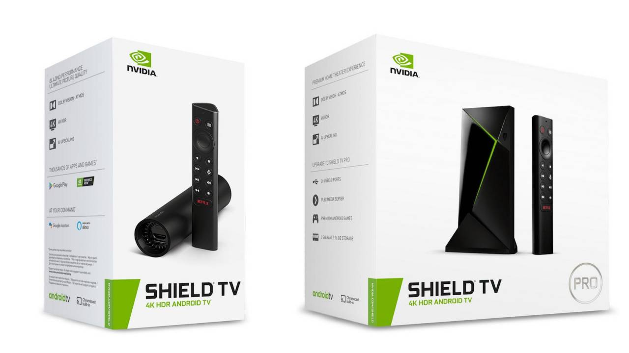 NVIDIA SHIELD TV Experience update keeps NVIDIA's track record