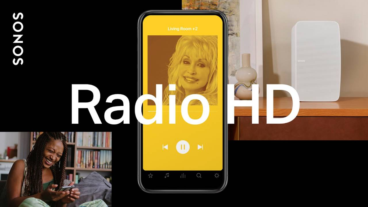 Sonos Radio HD drops ads, boosts quality and adds exclusives for monthly fee