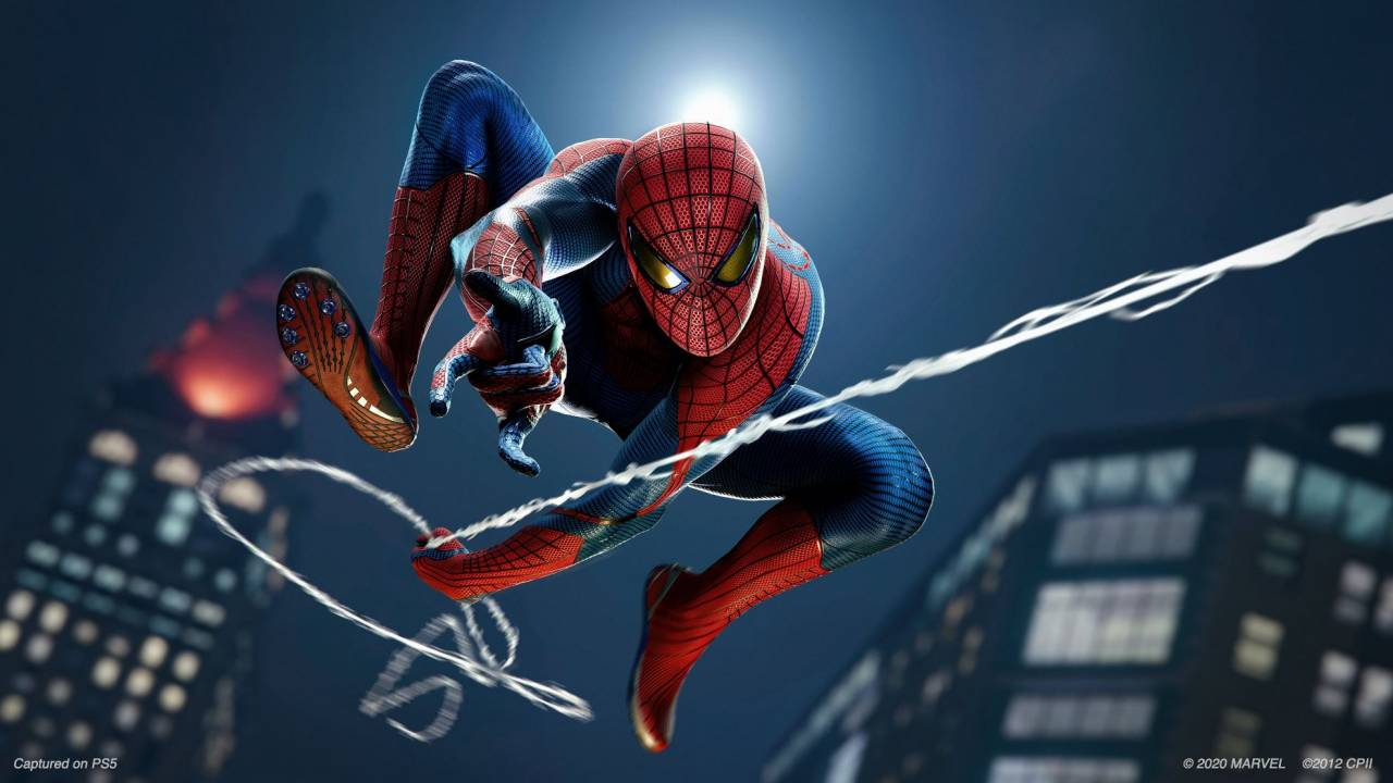 PS5's Spider-Man Remastered now lets you transfer PS4 saves