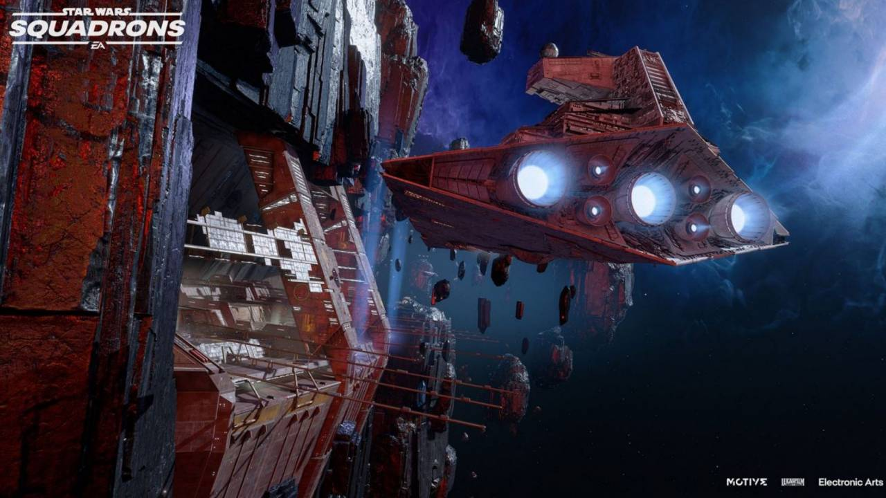 Star Wars: Squadrons getting two new ships in DLC surprise