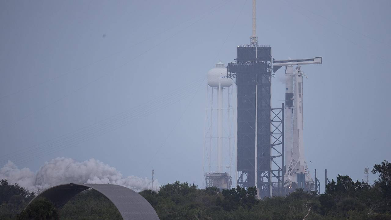 SpaceX Crew-1 launches first operational mission from US since 2011