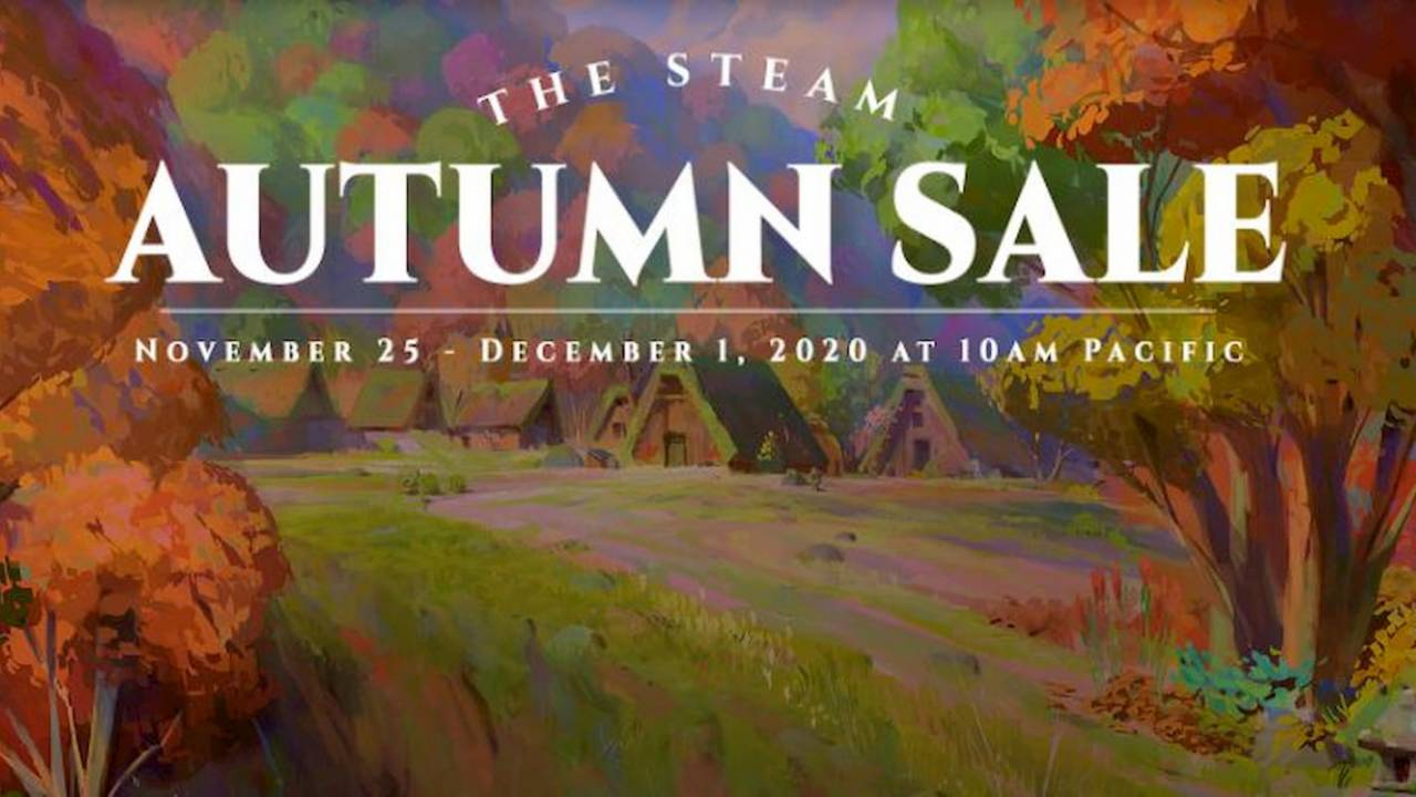 Steam Autumn Sale now live, but you don't have long