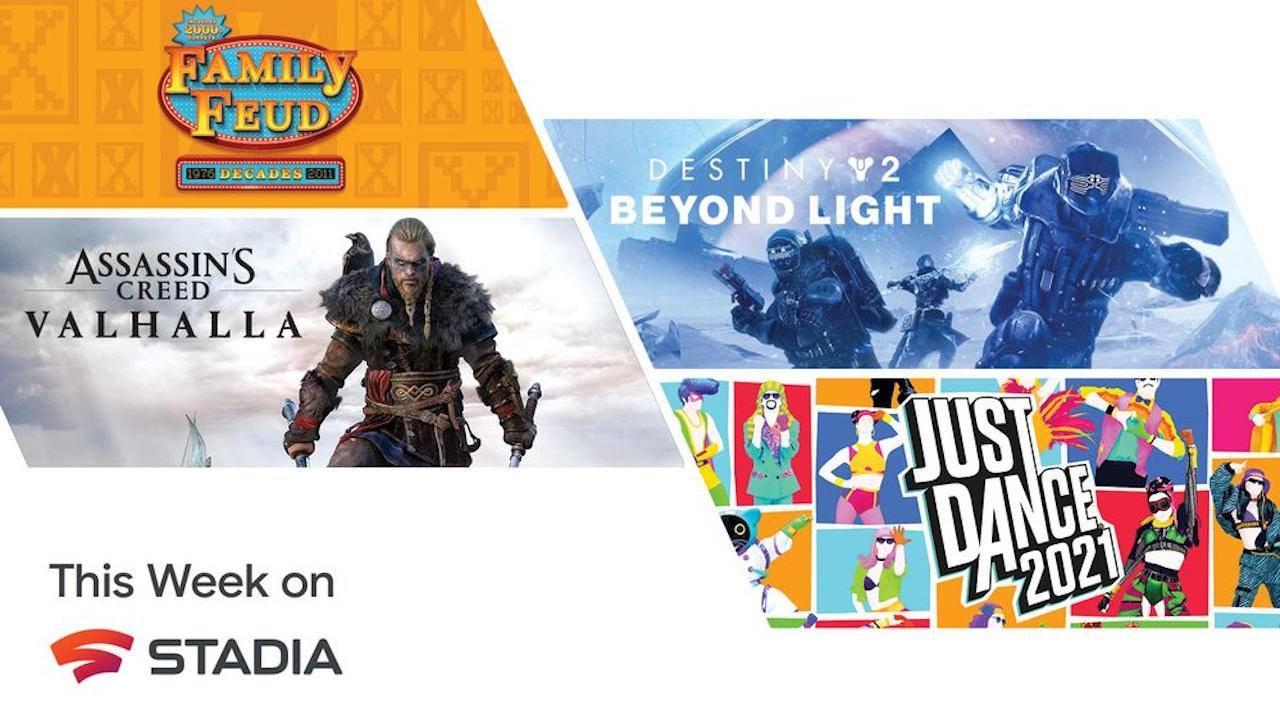 Stadia recap: YouTube Premium bundle, Destiny 2 changes, new website features